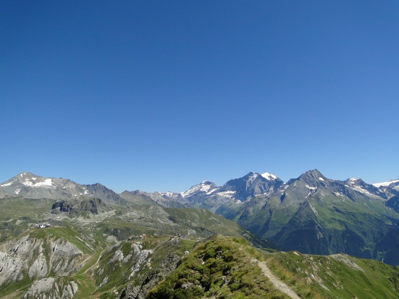 Bozel (la Cour) - Mont Jovet - Roc du Bécoin Dsc04871