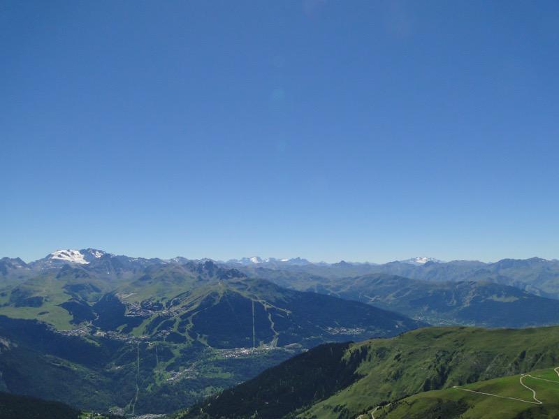 Bozel (la Cour) - Mont Jovet - Roc du Bécoin Dsc04872