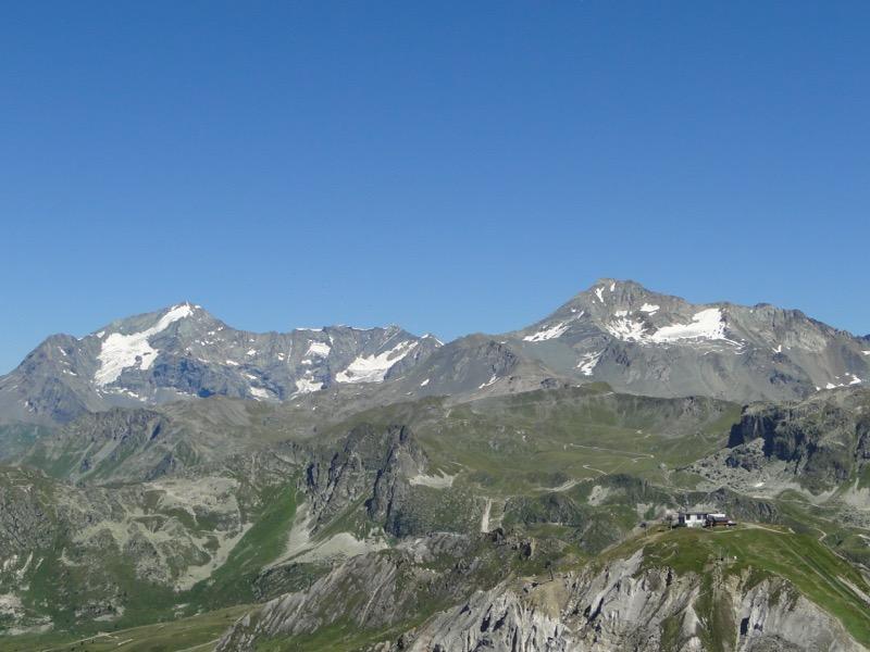 Bozel (la Cour) - Mont Jovet - Roc du Bécoin Dsc04875