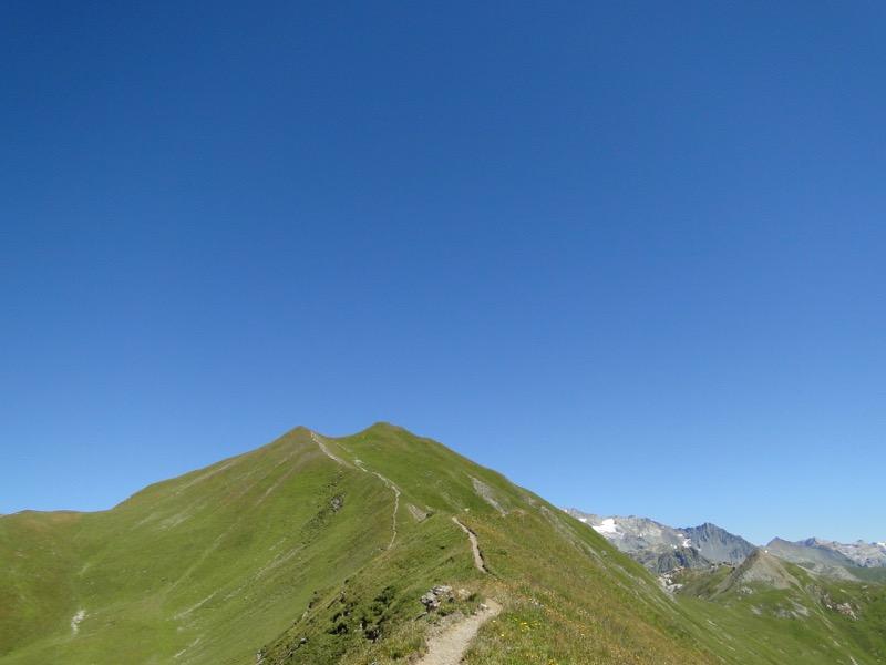 Bozel (la Cour) - Mont Jovet - Roc du Bécoin Dsc04876