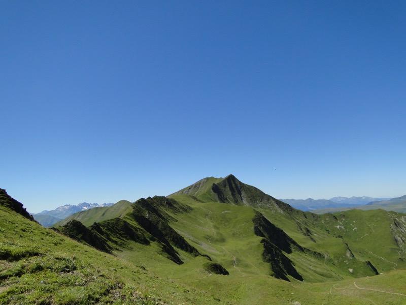 Bozel (la Cour) - Mont Jovet - Roc du Bécoin Dsc04877