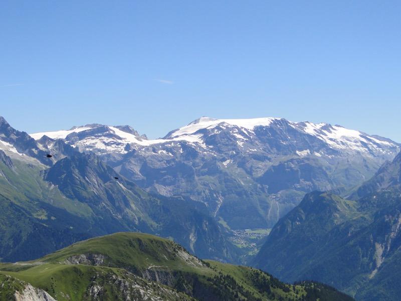 Bozel (la Cour) - Mont Jovet - Roc du Bécoin Dsc04878