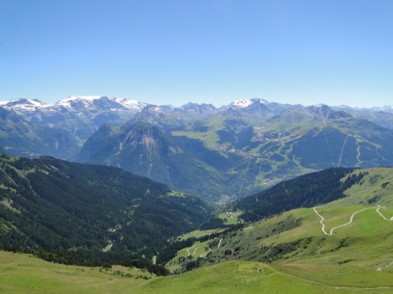 Bozel (la Cour) - Mont Jovet - Roc du Bécoin Dsc04880
