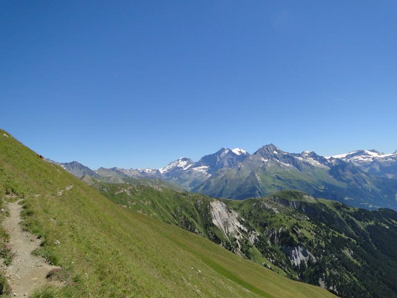 Bozel (la Cour) - Mont Jovet - Roc du Bécoin Dsc04881