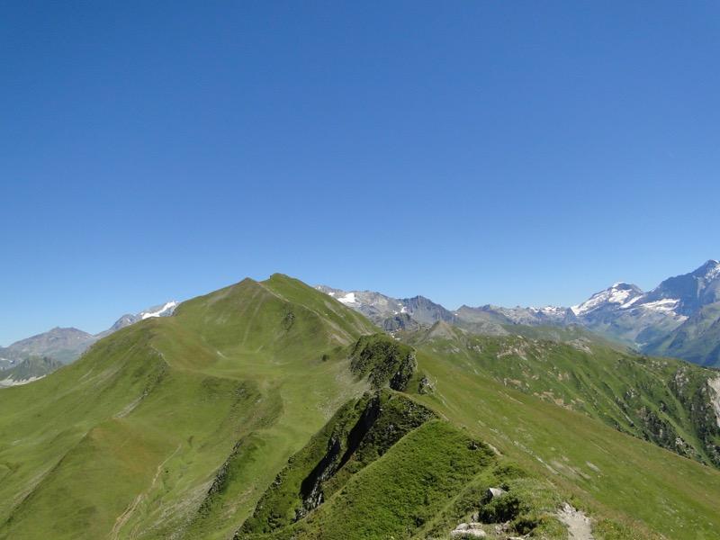 Bozel (la Cour) - Mont Jovet - Roc du Bécoin Dsc04882