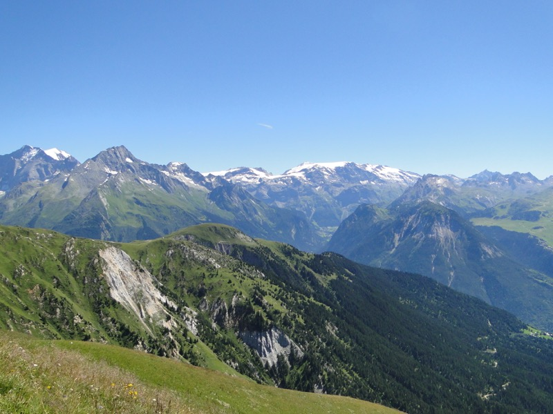 Bozel (la Cour) - Mont Jovet - Roc du Bécoin Dsc04883