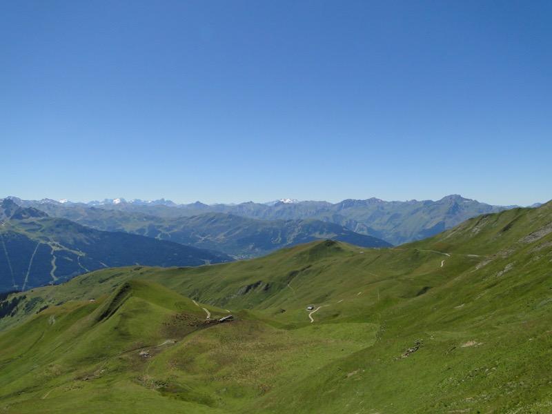 Bozel (la Cour) - Mont Jovet - Roc du Bécoin Dsc04884