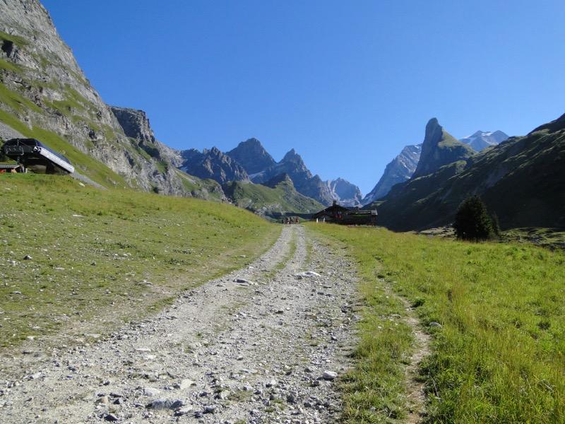 Pralognan-la-Vanoise – col de la Vanoise Dsc04911