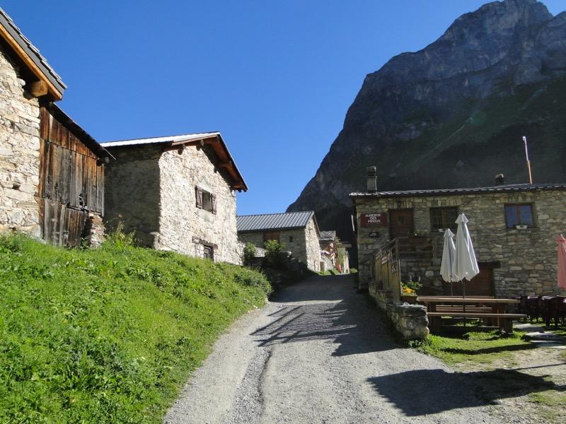 Pralognan - Petit Mont Blanc Dsc04919