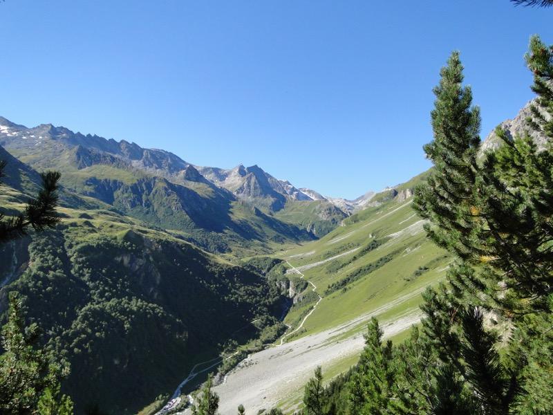 Pralognan - Petit Mont Blanc Dsc04923