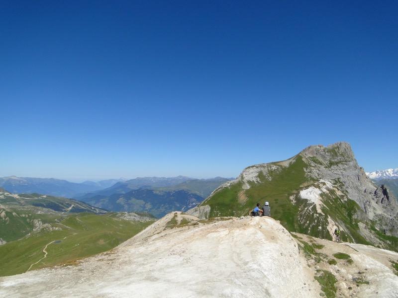 Pralognan - Petit Mont Blanc Dsc04940