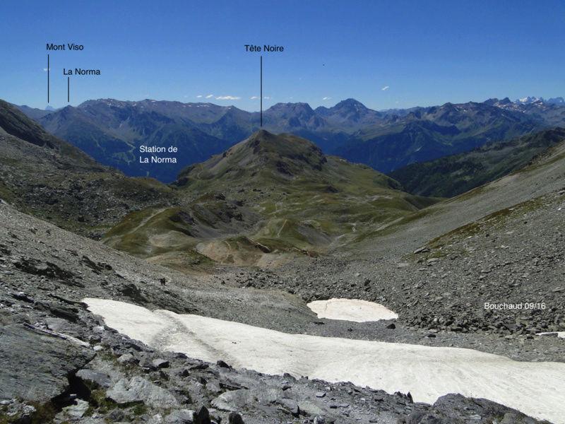 Pralognan-la-Vanoise – Col de Chavière. Dsc04953