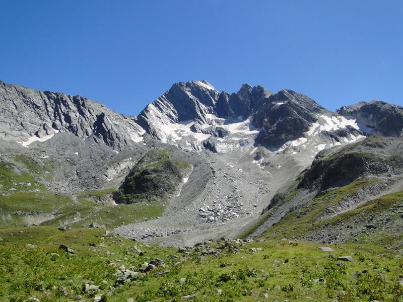 Pralognan-la-Vanoise – Col de Chavière. Dsc04956