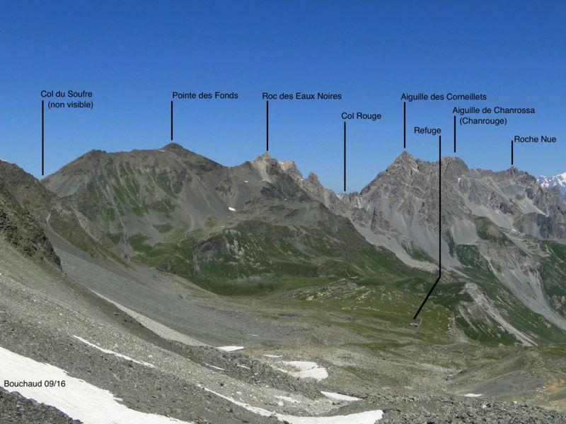 Pralognan-la-Vanoise – Col de Chavière. Dsc04957