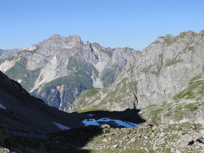 Pralognan-la-Vanoise – col de la Vanoise Dsc05019