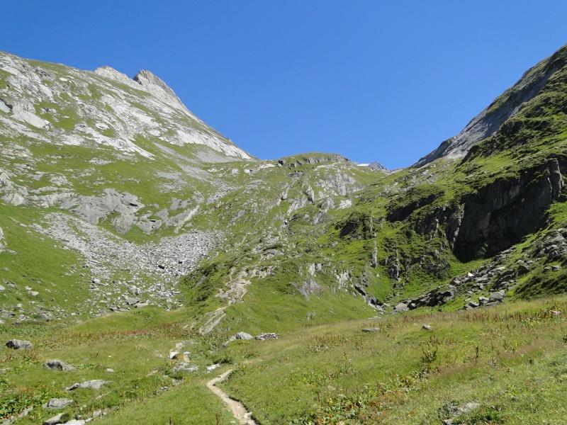 Pralognan-la-Vanoise – col de la Vanoise Dsc05037