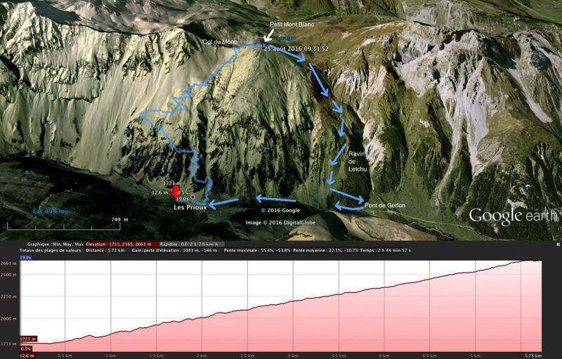 Pralognan - Petit Mont Blanc Petit_10