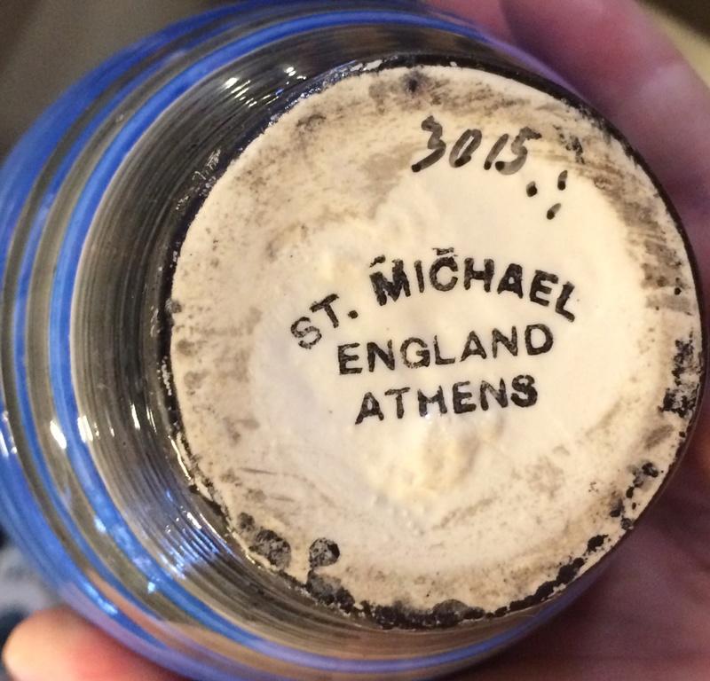 St Michael, England Athens  Image284