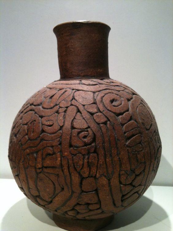 Peter Smith Bojewyan Pottery Cornwall. Peters10