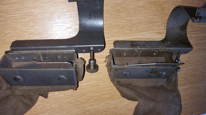 Sac récupérateur d'étuis Mauser Suédois M96 20161012