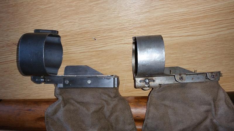 Sac récupérateur d'étuis Mauser Suédois M96 20161014