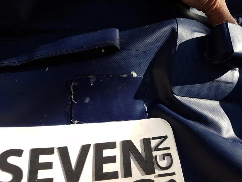 Réparation sur Seven Bass 20161018