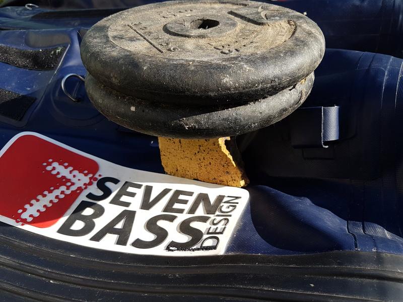 Réparation sur Seven Bass 20161019