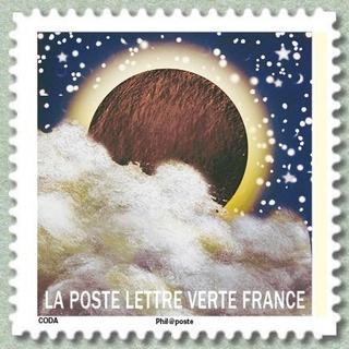 [Philatélie] Correspondances planétaires / Emission d'un carnet tout en poésie ''spatiale'' - 3 octobre 2016 1010