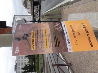 ExoMars 2016 - Mission, Lancement Exomars TGO / Schiaparelli 20161017