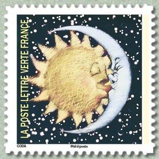 [Philatélie] Correspondances planétaires / Emission d'un carnet tout en poésie ''spatiale'' - 3 octobre 2016 510
