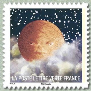 [Philatélie] Correspondances planétaires / Emission d'un carnet tout en poésie ''spatiale'' - 3 octobre 2016 710