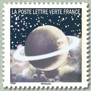 [Philatélie] Correspondances planétaires / Emission d'un carnet tout en poésie ''spatiale'' - 3 octobre 2016 810
