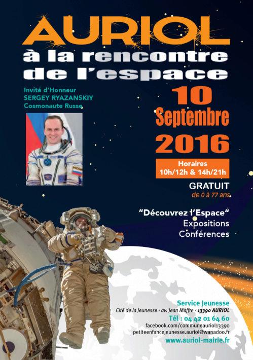 10 septembre 2016 - 11ème édition Auriol à la rencontre de l'espace (13)  Auriol10