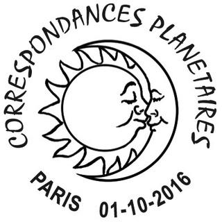 [Philatélie] Correspondances planétaires / Emission d'un carnet tout en poésie ''spatiale'' - 3 octobre 2016 Corres11