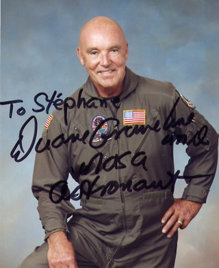 Disparition de Duane ''Doc'' Graveline (1931-2016), candidat-astronaute du Groupe 4 de la NASA Gravel12