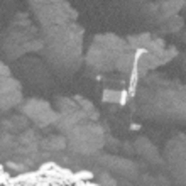 Rosetta - Réveil de la sonde / Mission / Atterrissage de Philae - Page 4 Philae11