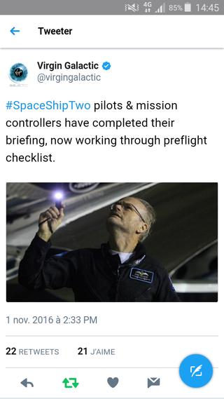 [SpaceShipTwo] Roll-out du prototype n°2 annoncé pour le 19 février prochain et préparatifs au 1er vol Screen13