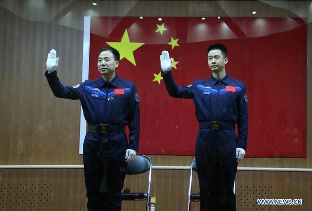 Shenzhou 11 - Lancement  le 17 octobre 2016 Sh11_v11