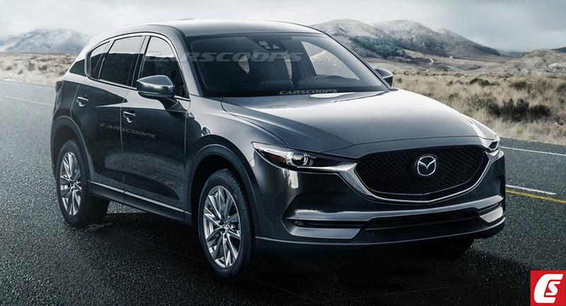2017 - [Mazda] CX-5 II - Page 2 2018-m11