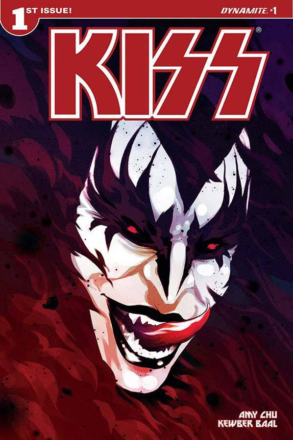 new KISS comics  Kiss1a10