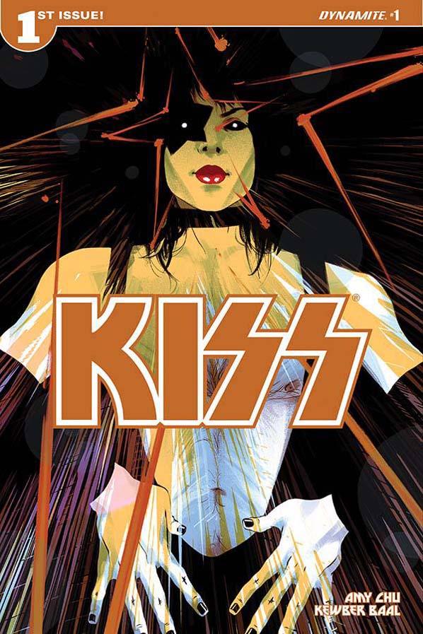 new KISS comics  Kiss1b10