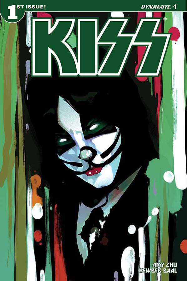 new KISS comics  Kiss1d10