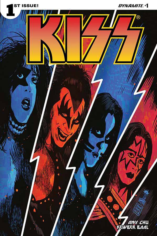 new KISS comics  Kiss1e10