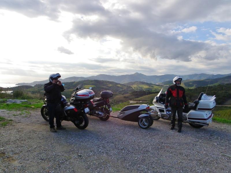 CR de la balade sur la côte Catalane 2016 Imgp0012