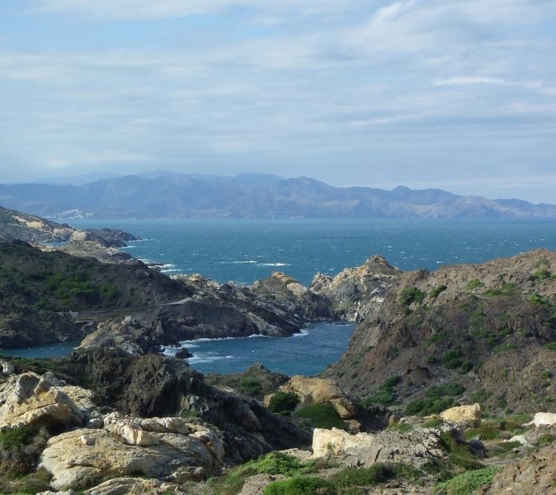 CR de la balade sur la côte Catalane 2016 Imgp0018