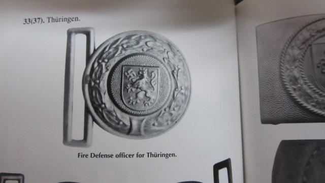 Sabre d'apparat  Officiel  / Fonctionnaire de Thuringe   Img_5627