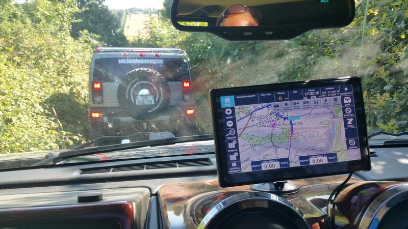 10% sur tout les GPS de GLOBE du 1er décembre au 29 décembre via le Club Hummerbox . C'est Noel ! 14424010