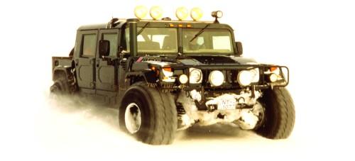 L'hiver arrive avec les Hummer d'Islande ! Arctic10