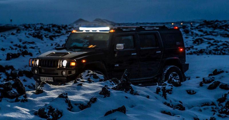 L'hiver arrive avec les Hummer d'Islande ! Hummer13