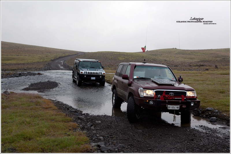 L'hiver arrive avec les Hummer d'Islande ! Lakagi11